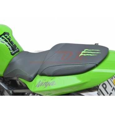 Seat cover for Kawasaki ZX 6R (03-04)