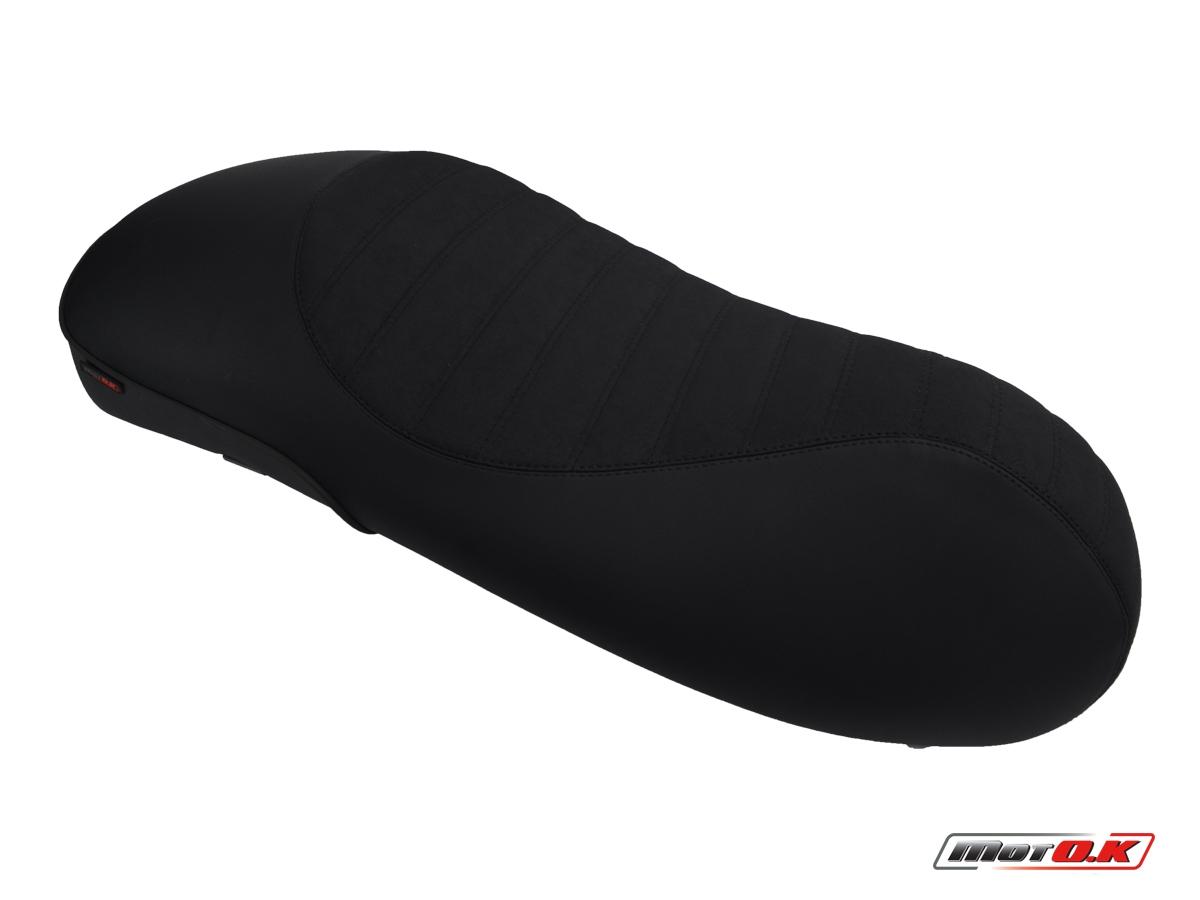 BENELLI 750 SEI REPLICA SEAT COVER WITH WHITE BENELLI LOGO /& SEAT STRAP
