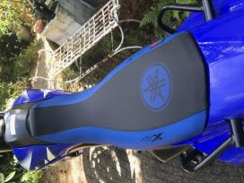 Seat cover for Yamaha XT 660X (04+)