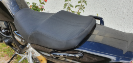 Seat cover for Kawasaki ZRX 1100 (03)